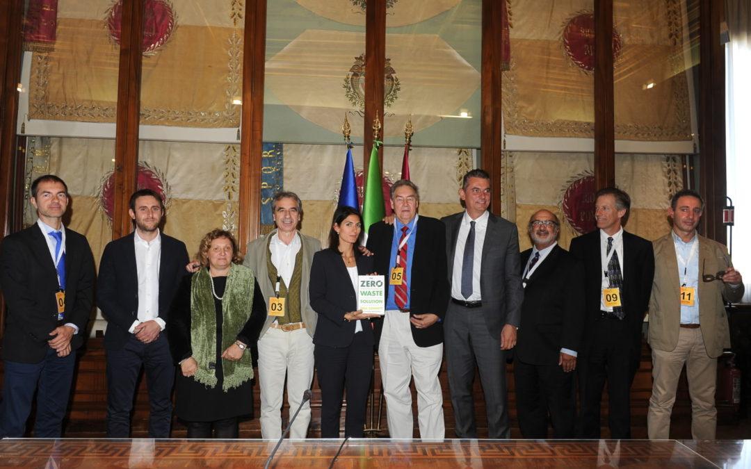 Roma ospita l'International Advisory Board per Roma verso Rifiuti Zero
